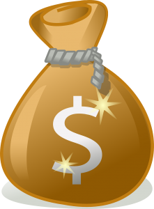 money bag money you can save from a home water softener