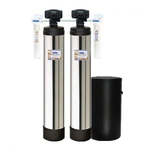 2 stage water Softener